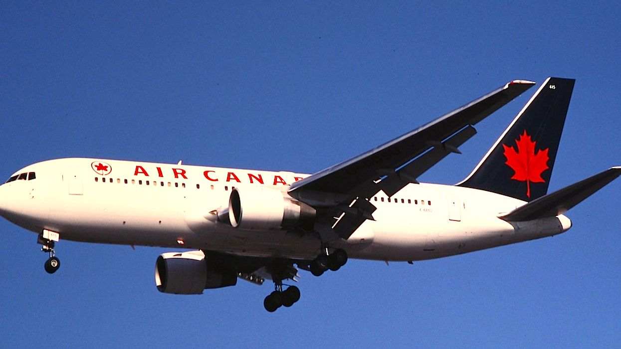 Air Canada Is Having A Father's Day Flight Sale