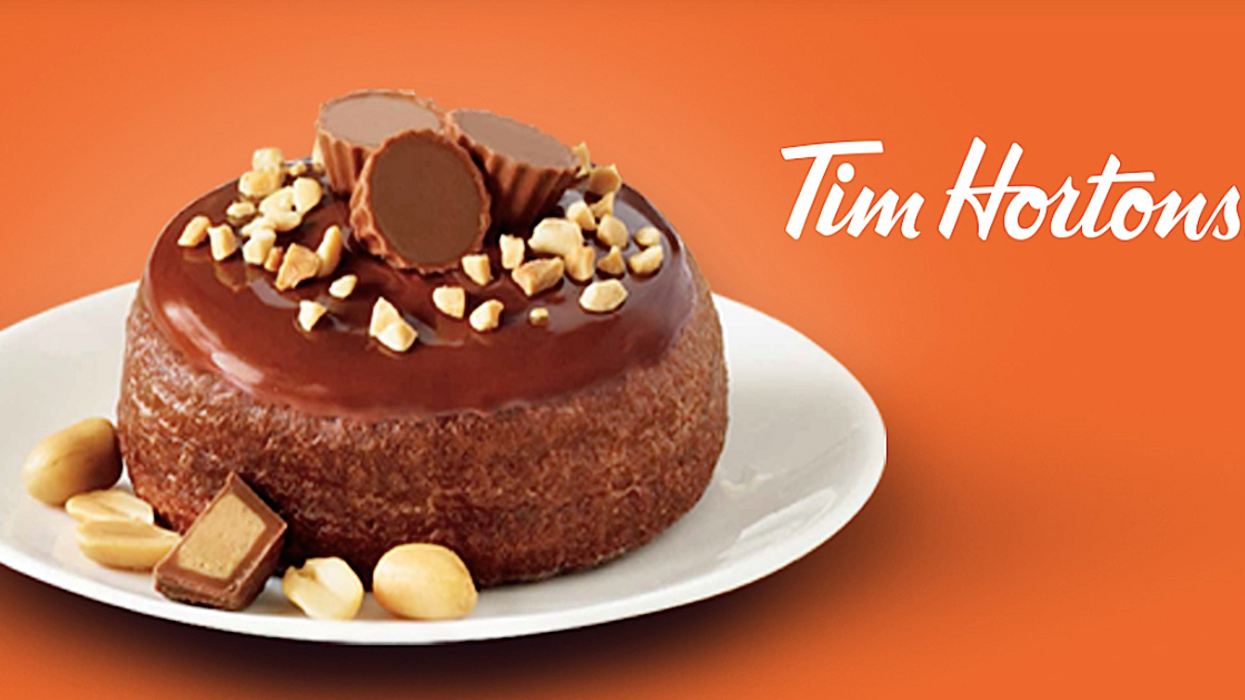 Tim Hortons To Start Selling Reese Mini-Cup Donuts