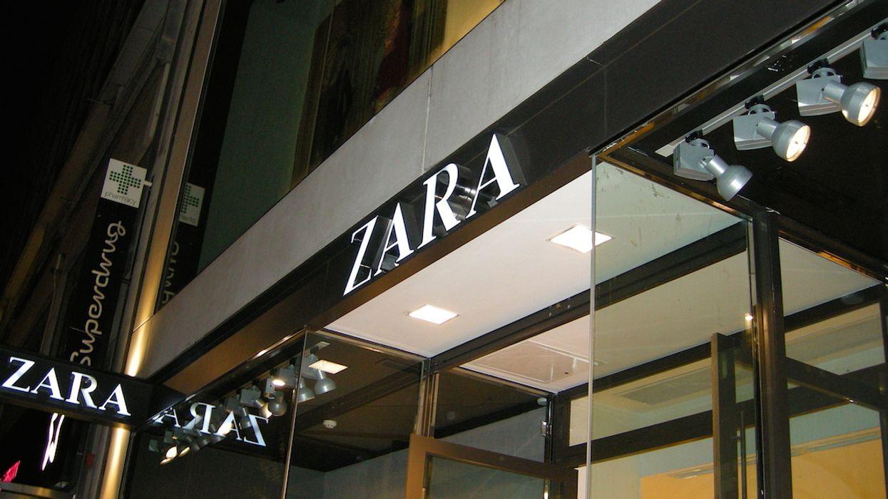 Zara Is Having A Huge 70% Off Sale Across Canada