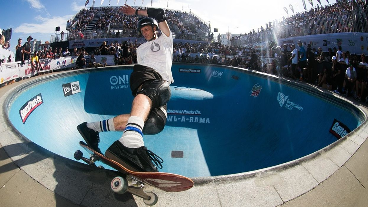 It's Offical, Tony Hawk Will Be Skateboarding In Montreal This Summer