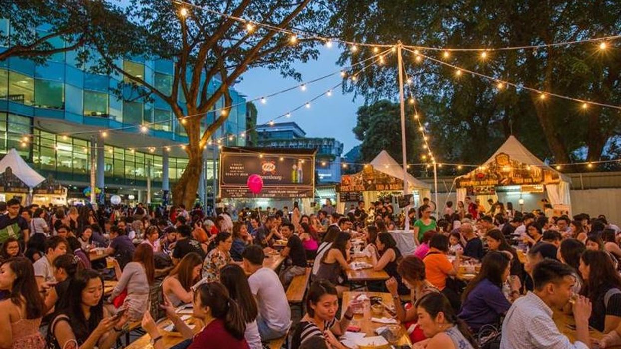 A Massive Asian Night Market Food Festival Is Coming To Montreal