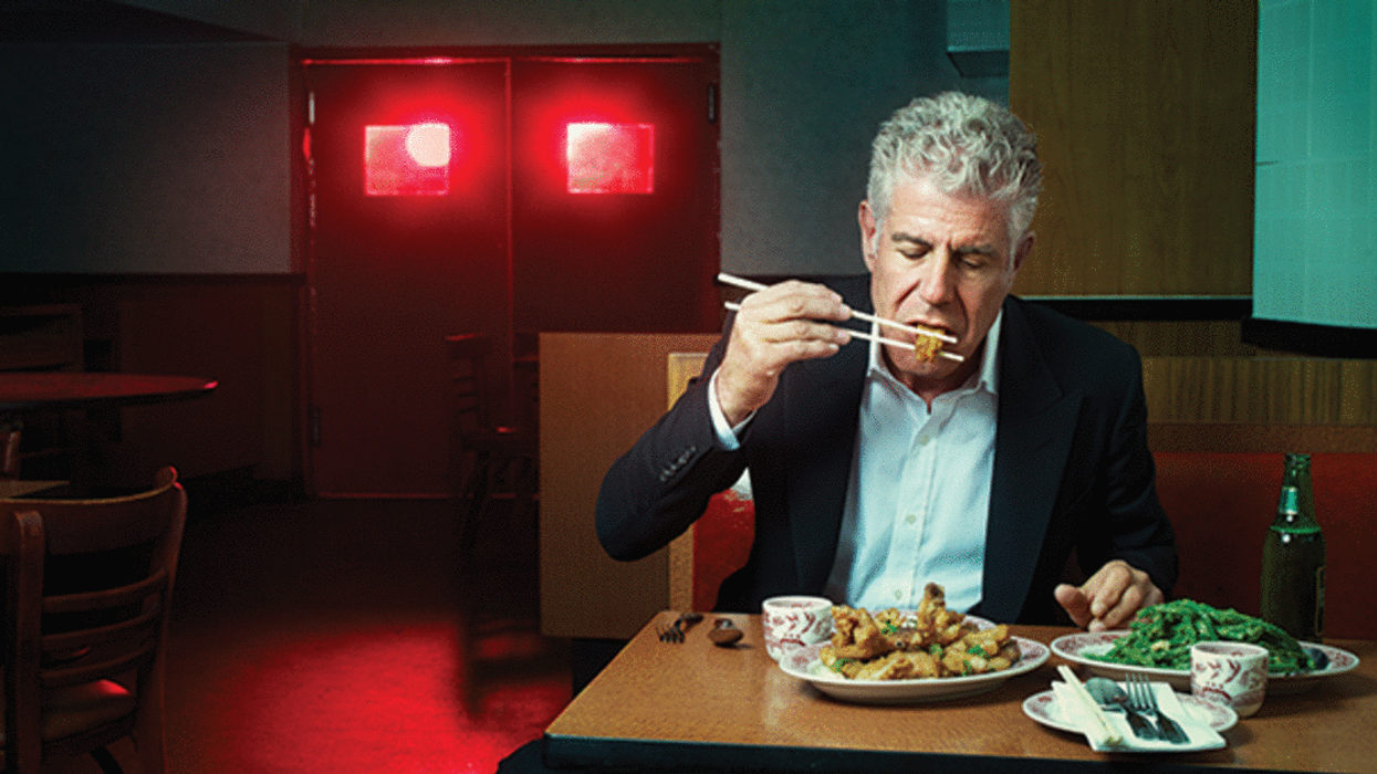 Anthony Bourdain Revealed He Was Thinking About Death In His Final Days