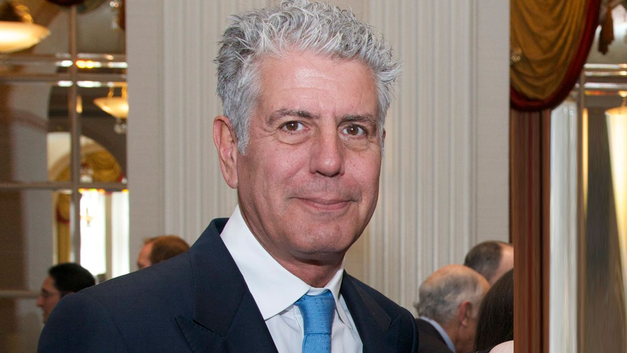 Celebrity Chef Anthony Bourdain Found Dead At Age 61