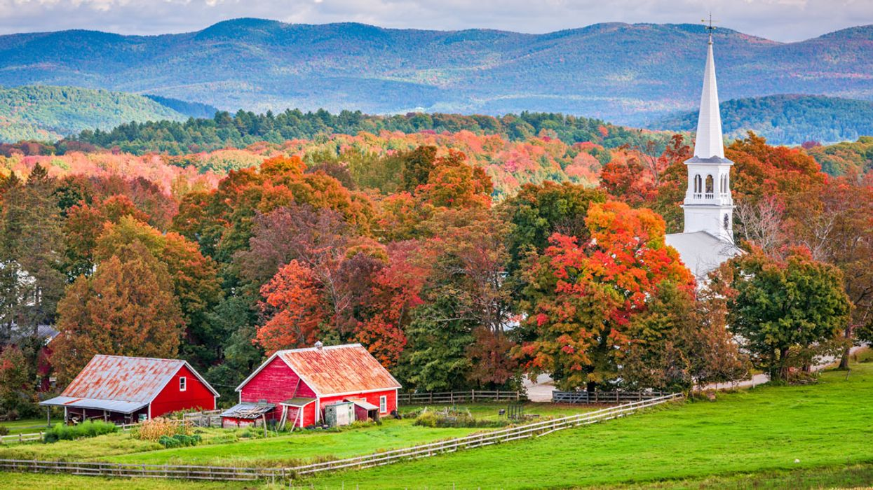 Vermont Will Pay Canadians $10,000 To Move There