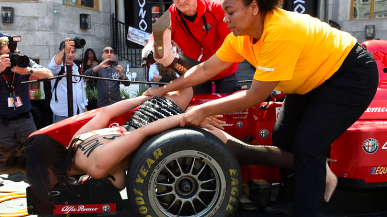 Montreal's Grand Prix F1 Race Leads To An Increase In Sexual Exploitation