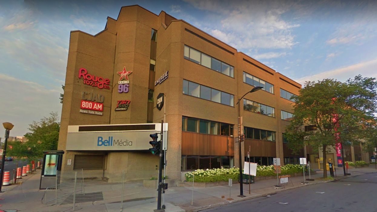Firebomb Explodes At Montreal's Bell Media Center