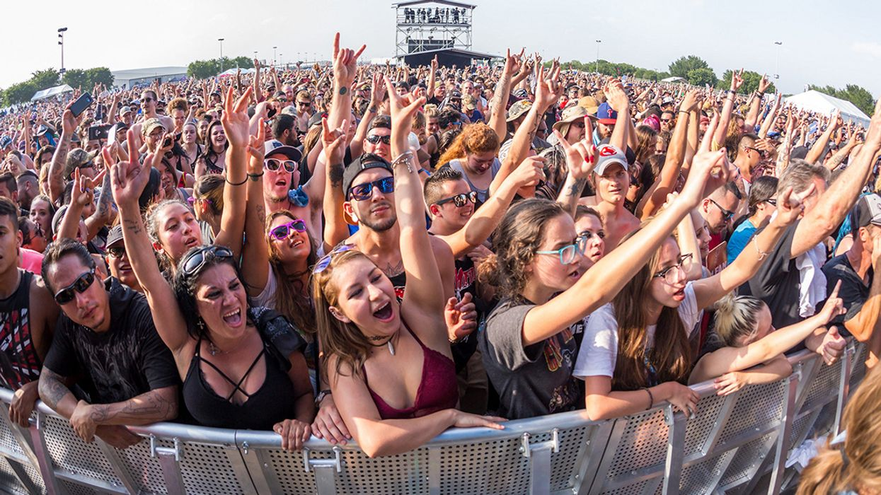 You Can Save Nearly 40% On Rockfest Passes Right Now