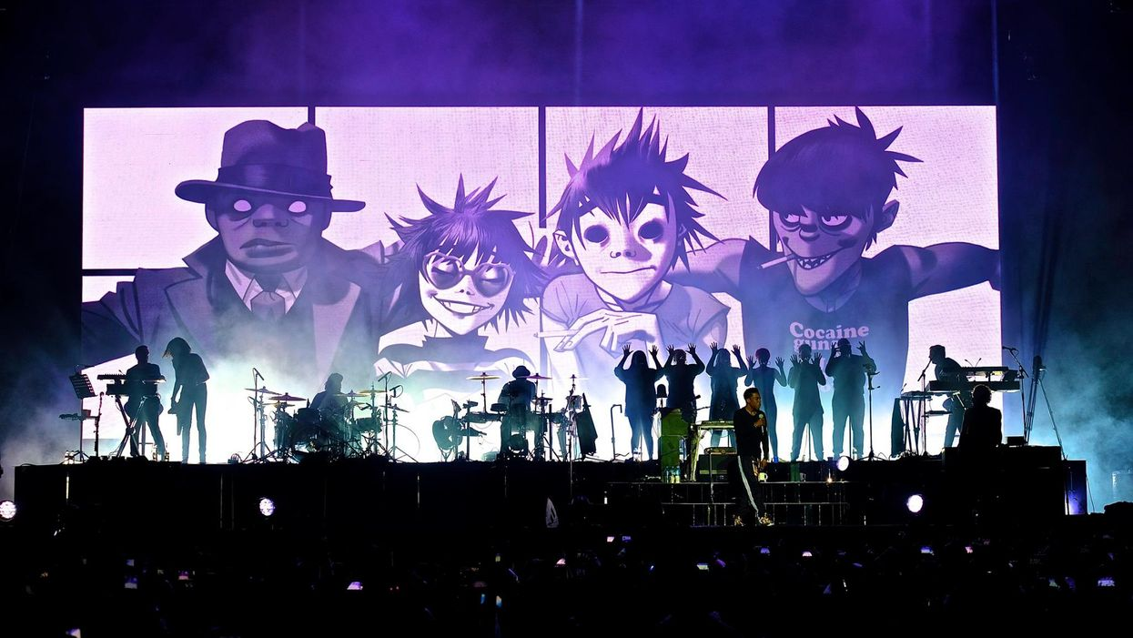 It's Official, Gorillaz Are Coming To Montreal