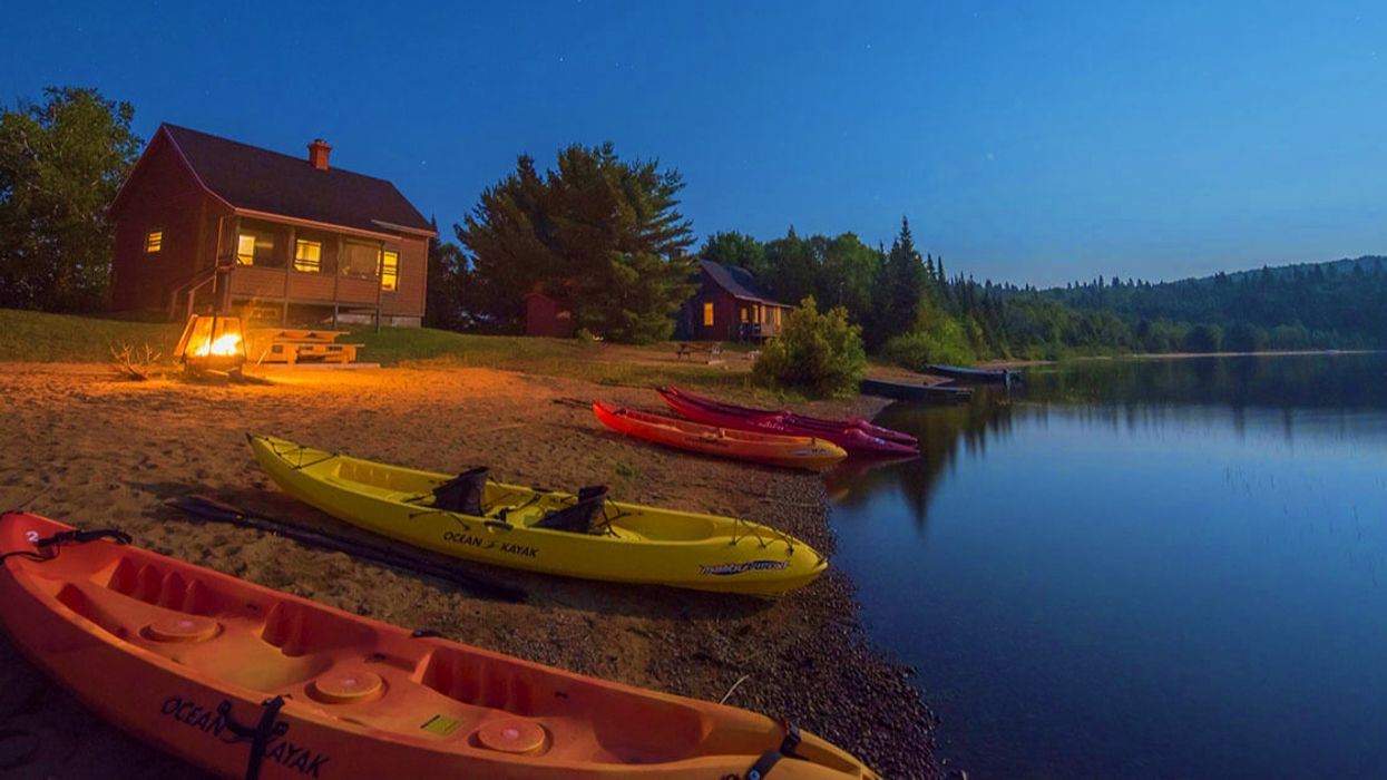 10 Quebec Parks With Waterfront Camping Spots You Need To Stay At This Summer