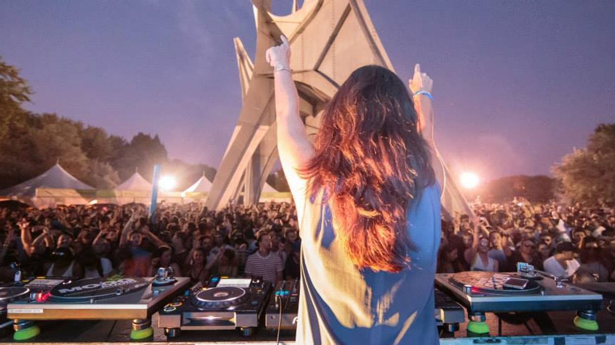 Piknic Electronik Is Throwing A Free Grand Prix Party In Downtown Montreal