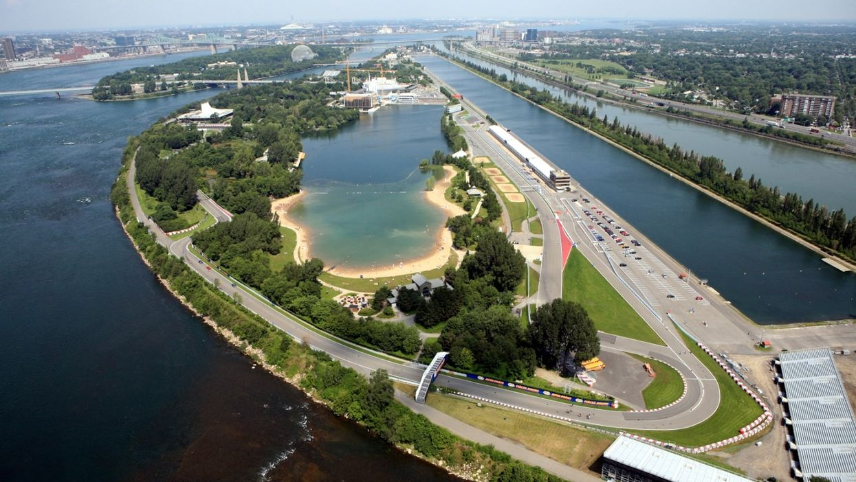 Fans Will Be Able To Walk Through The F1 Grand Prix Track In Montreal
