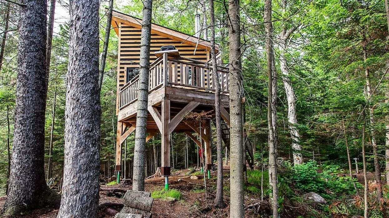 9 Crazy Cottages You Can Rent In Quebec That Look Too Cool To Be True