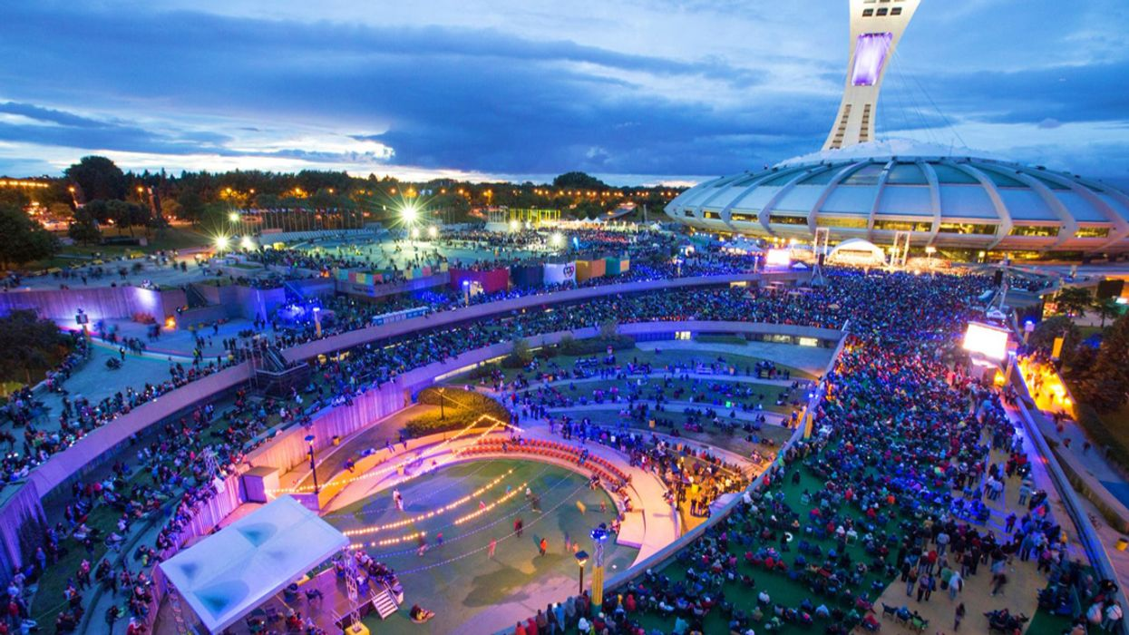 Montreal's Olympic Stadium Is Hosting A Massive Free Outdoor Orchestra Concert This Summer