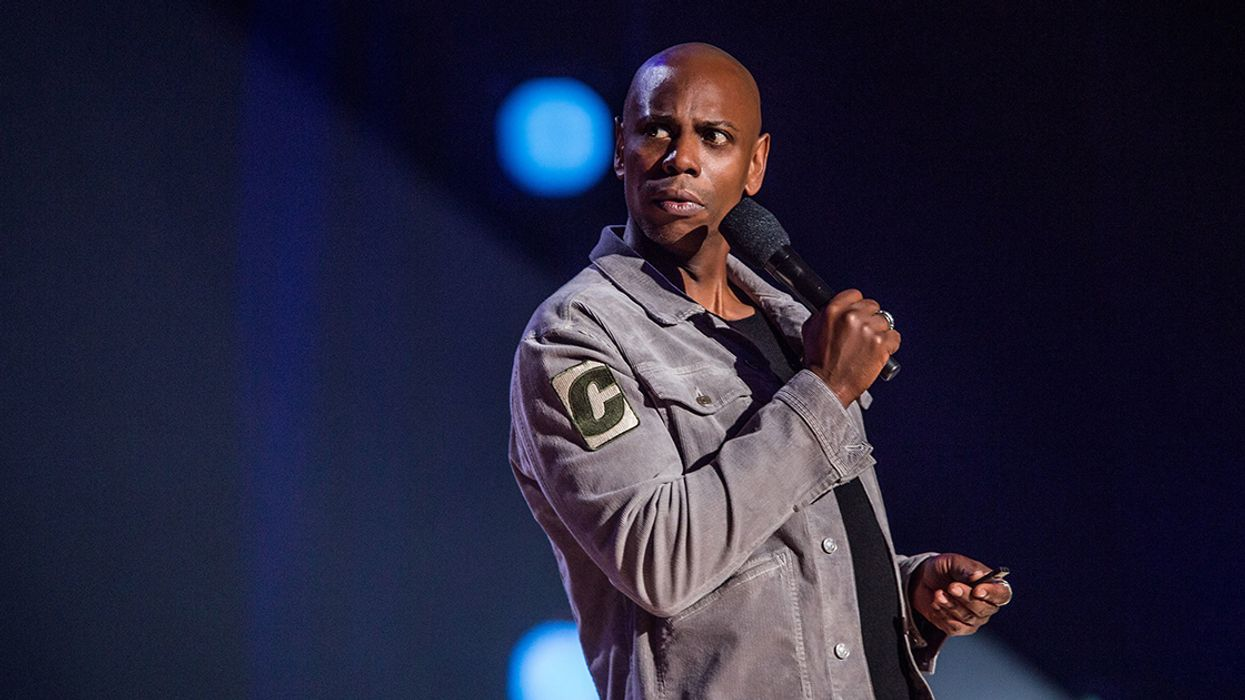 It's Official, Dave Chapelle Is Coming To Montreal