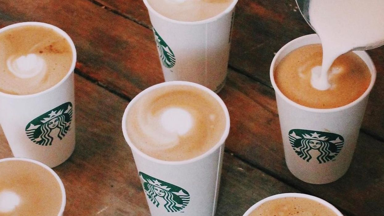 Top 9 Starbucks Canada Drinks With The Most Caffeine