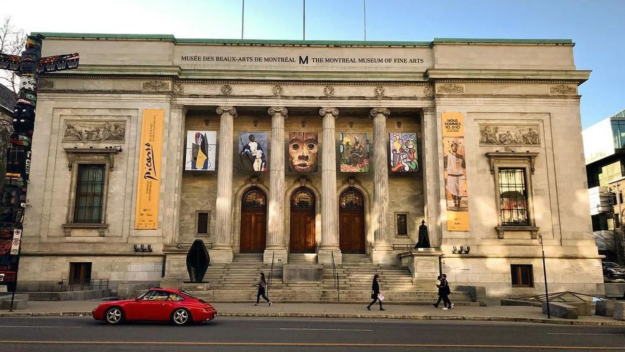 A List Of The Museums You Can Attend For FREE This Summer In Montreal
