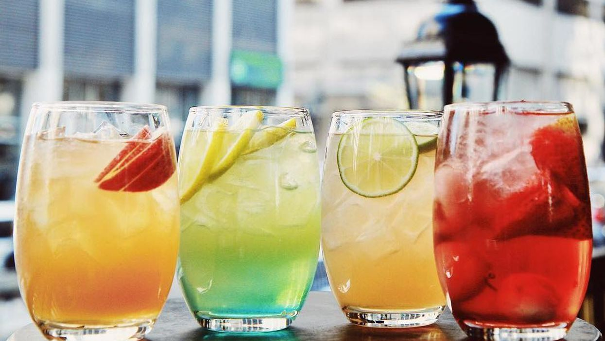 This Montreal Bar Now Has An All-You-Can-Drink Sangria Event