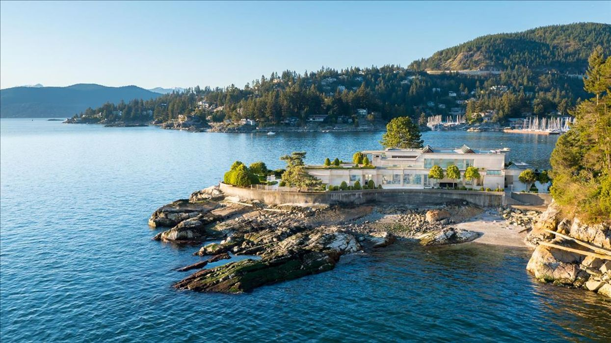 Top 10 Most Expensive Homes For Sale Right Now In Canada