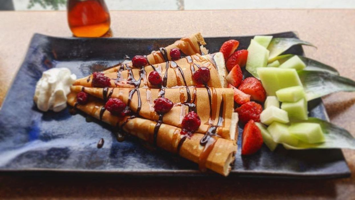 """Montreal's Gluten-Free """"Crêpe Café"""" You Gotta Try Before You Die (Photos)"""
