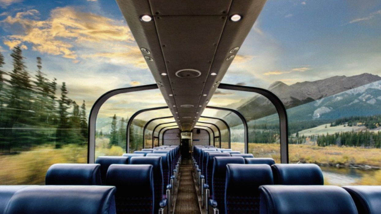 """Canada's Via Rail Is Giving Out Free """"Coast To Coast"""" Passes"""