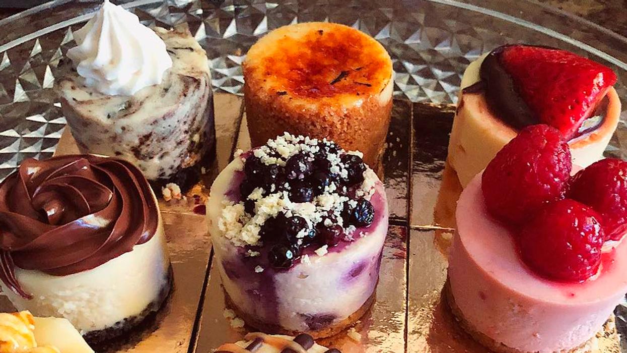 Montreal's Mini-Cheesecake Bar You Gotta Try Before You Die