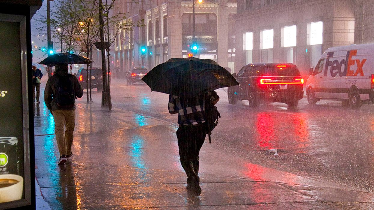 It's Official, The Weather In Quebec Is Going To Be Horrible This Summer