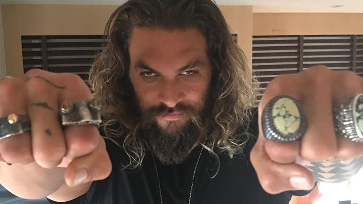 It's Official, Jason Momoa Is Coming To Montreal