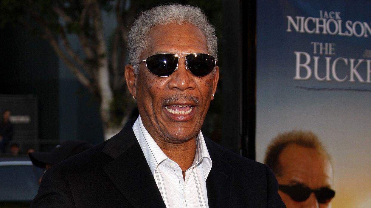 Morgan Freeman Has Just Been Accused Of Sexual Harrassment