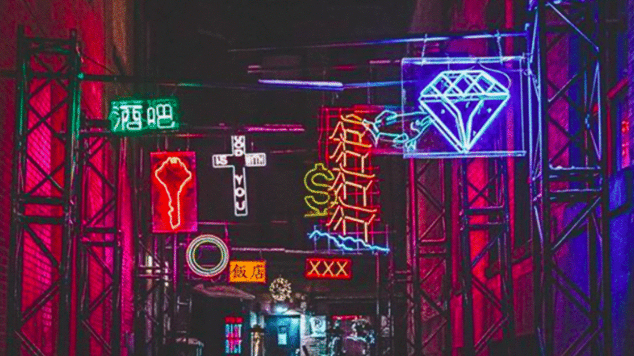"""Montreal's Secret """"Neon Alley"""" Will Be Lit Up On This Night Only"""