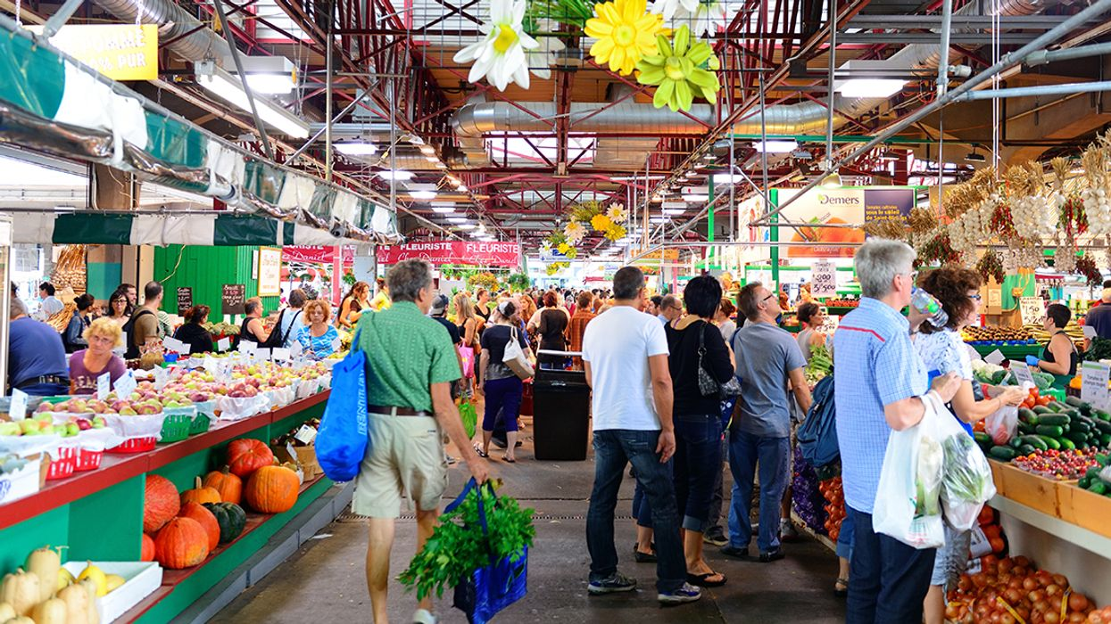 Montreal's Best Outdoor Markets You Need To Visit This Spring