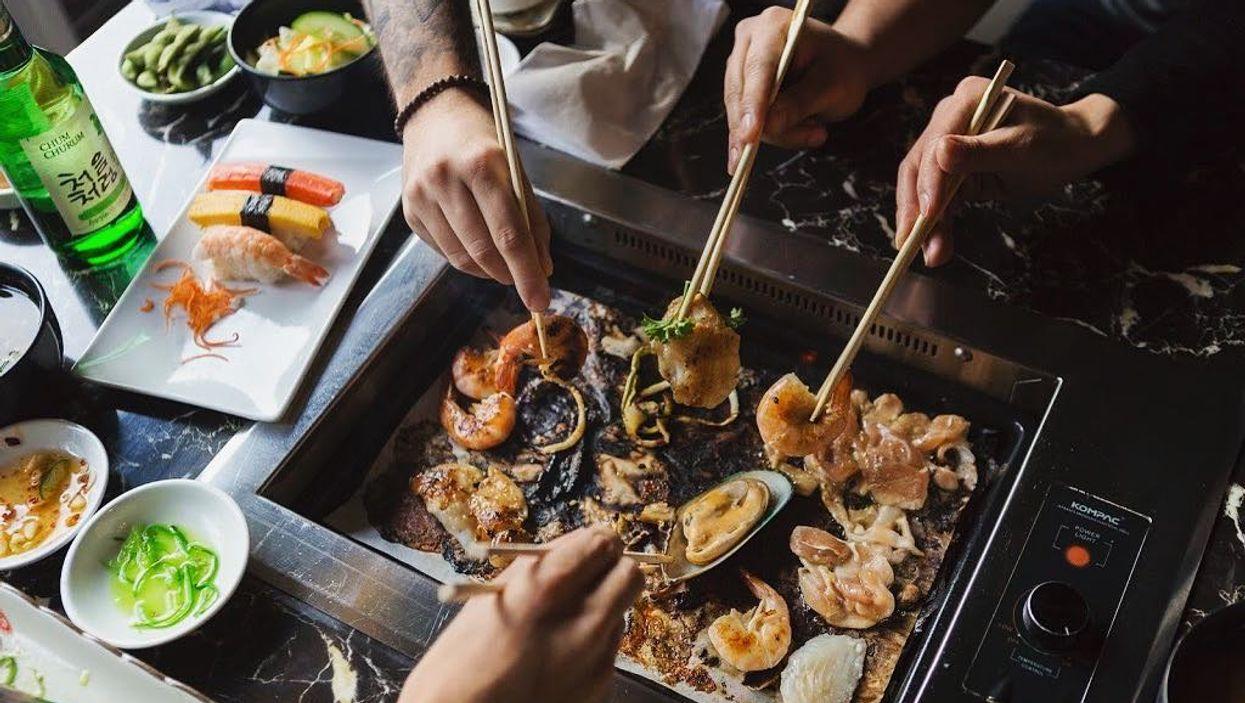 Best Korean BBQ In Montreal