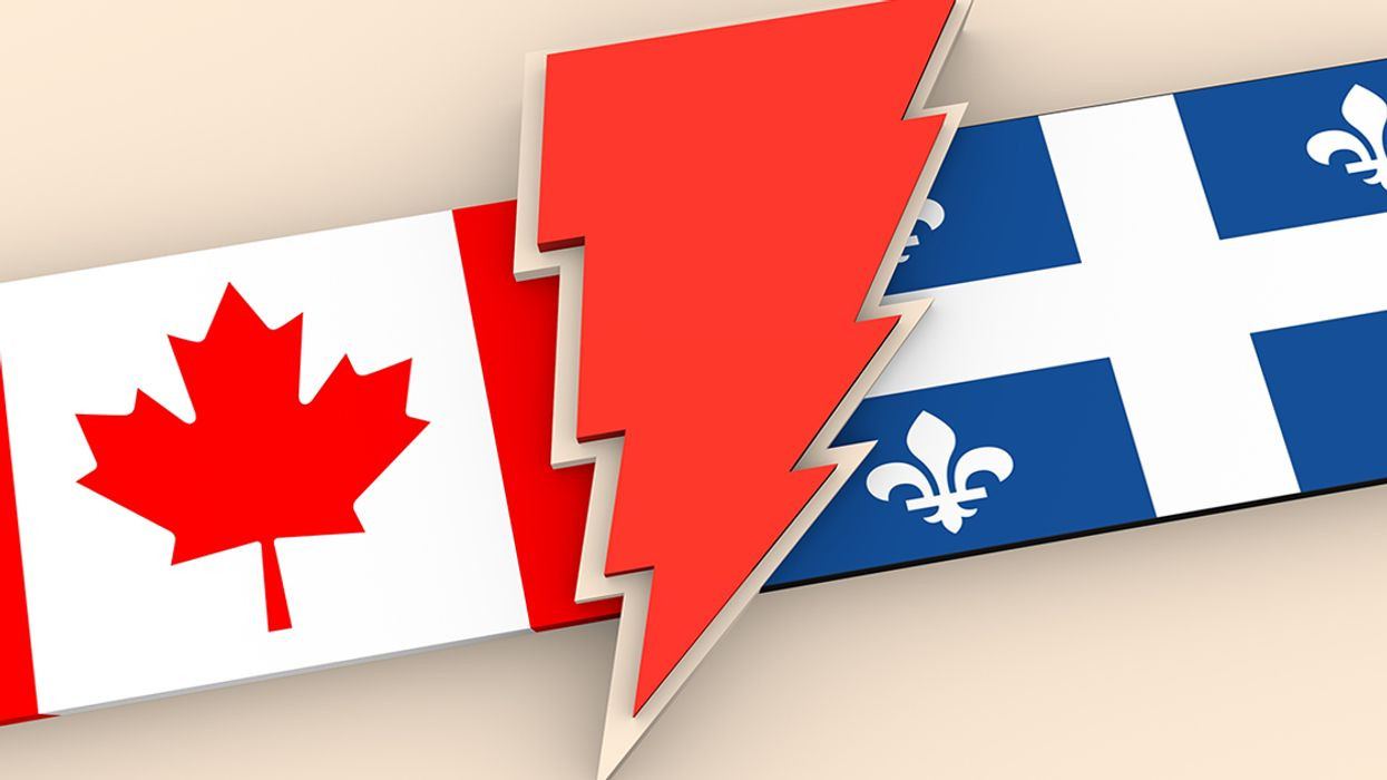 Quebec French Texting Vs. English Canada Texting