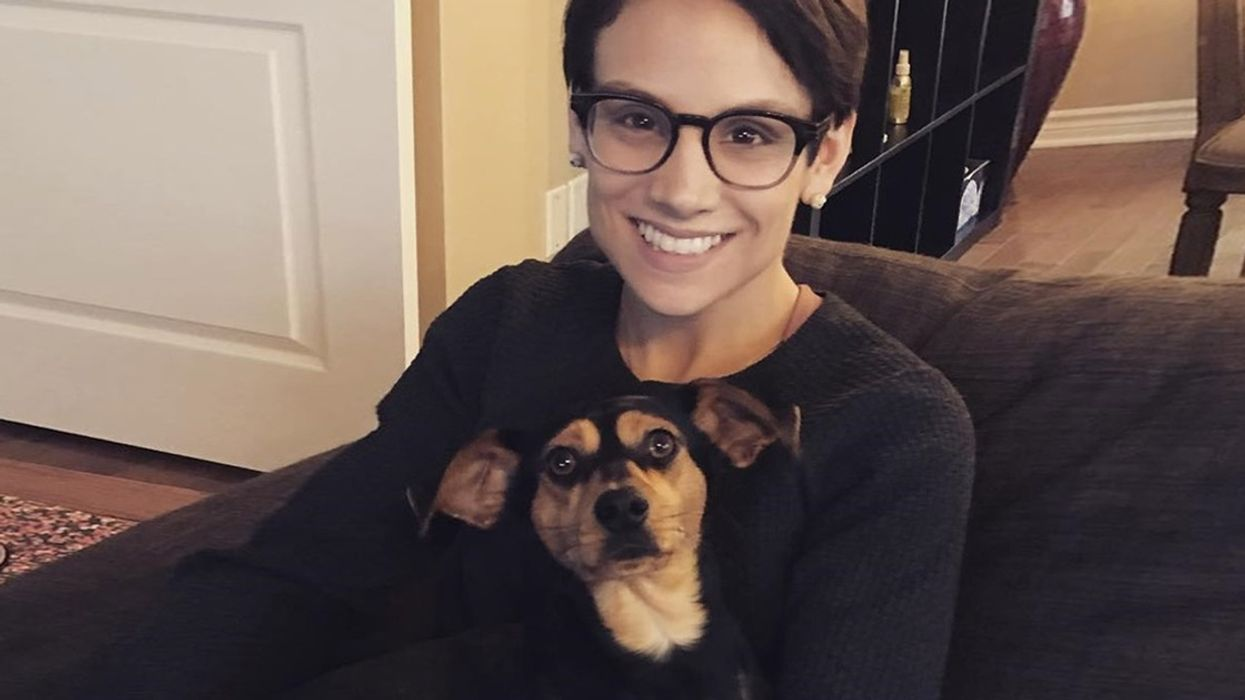 Canadian Olympic Gold Medalist Saves Dog From Becoming Dinner Meat In Pyeongchang
