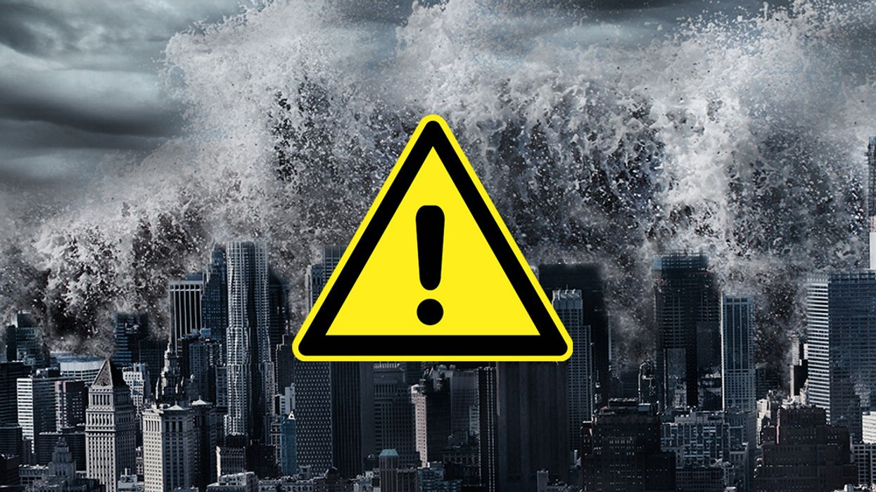 Breaking News: Tsunami Warning In Effect In British Columbia