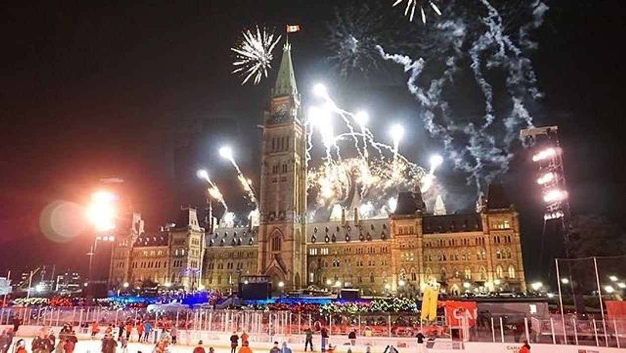 13 Things You Gotta Do At Ottawa's Winterlude 2018 Festival
