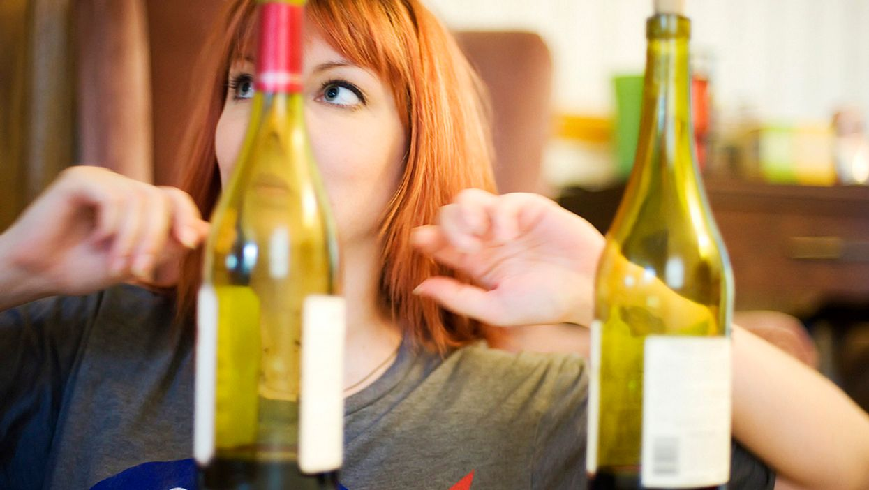Science Says Drinking A Bottle Of Wine A Day Is Good For You