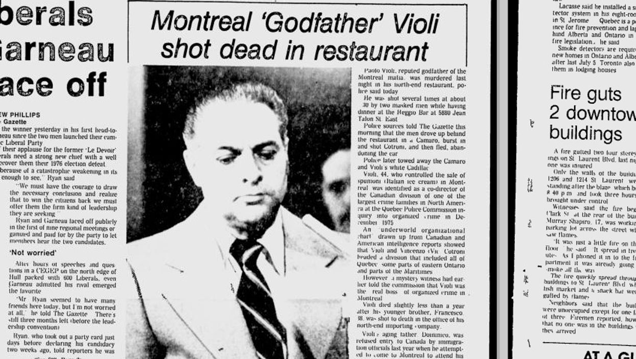 10 Of The Most Notorious Mobsters In The History Of Montreal