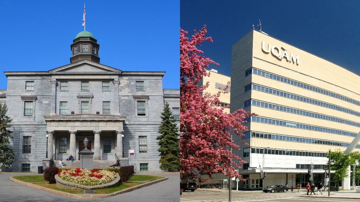 New World University Ranking Puts McGill At #27