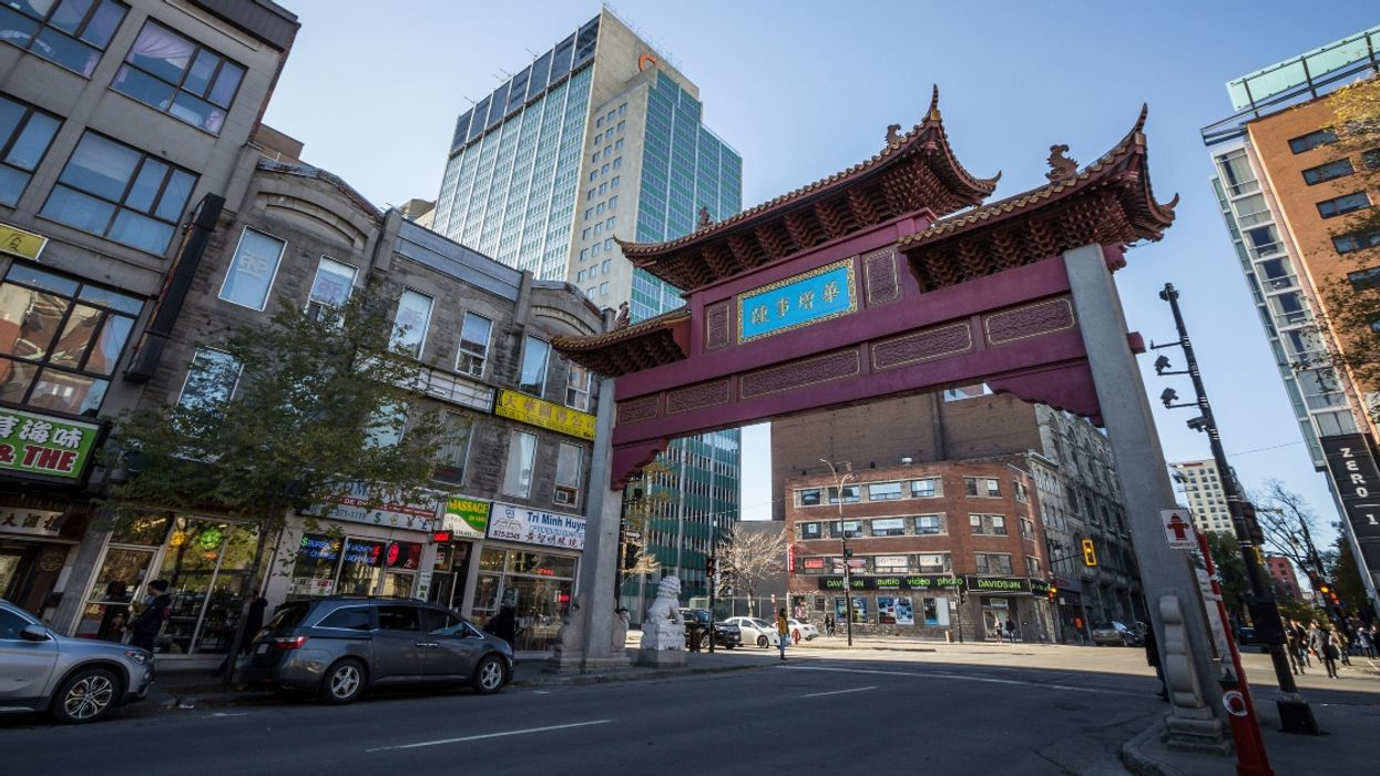 There's An Official Petition To Designate Montreal's Chinatown As A Heritage Site