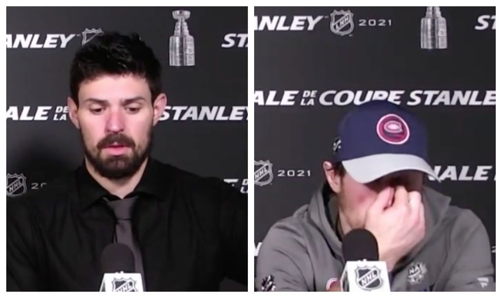 Watching How Sad The Habs Were After Their Loss Will Bring Tears To Your Eyes (VIDEOS)