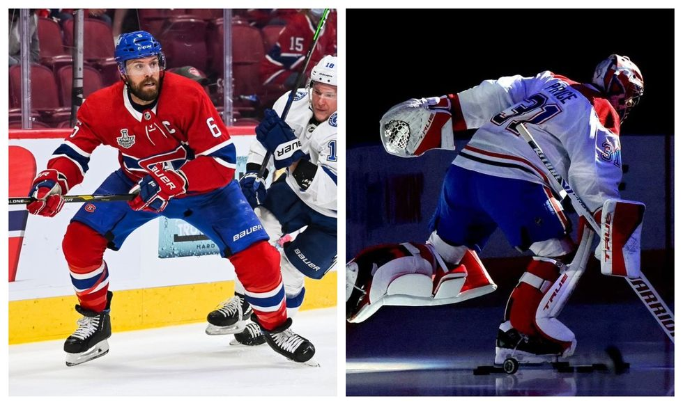 Price Blamed Himself For The Habs Losing The Series & Weber Wasn't Having It (VIDEO)