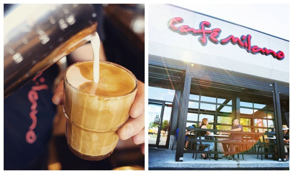 Calling All Espresso Lovers — Café Milano Is Opening A New Location In The West Island