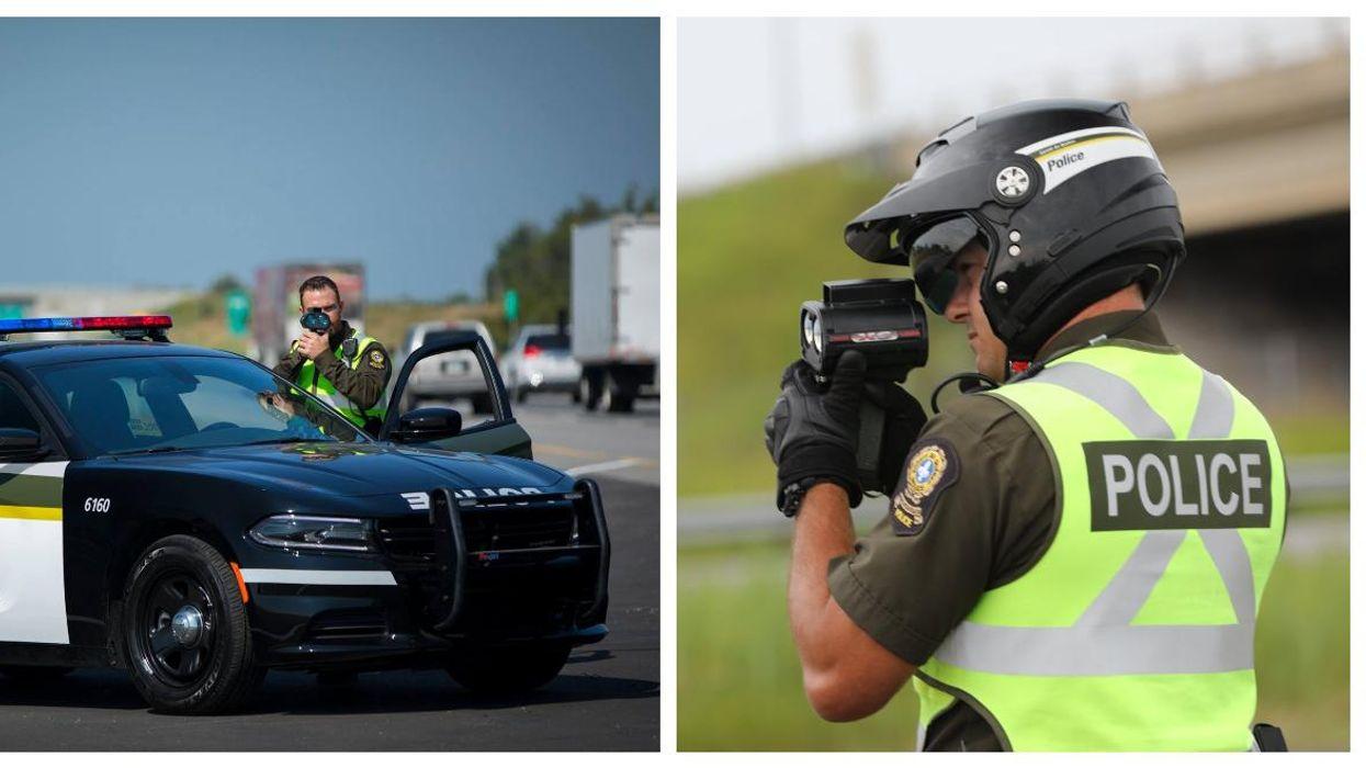 Sûreté du Québec To 'Intensify' Operations On Roads & Trails
