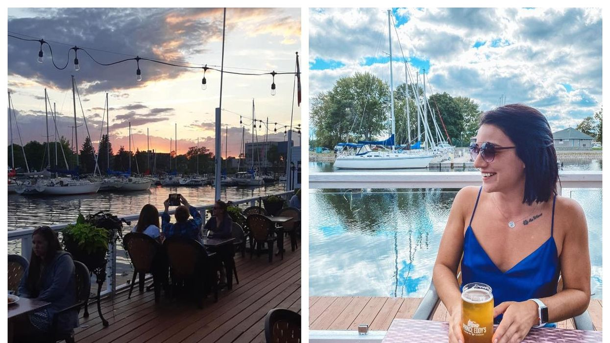 Boathouse Seafood Restaurant Makes Ontario Feel Like Spain