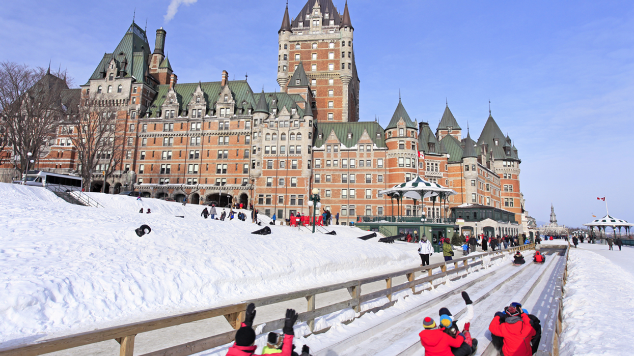 40 Bucket List Things To Do In Quebec City This Winter