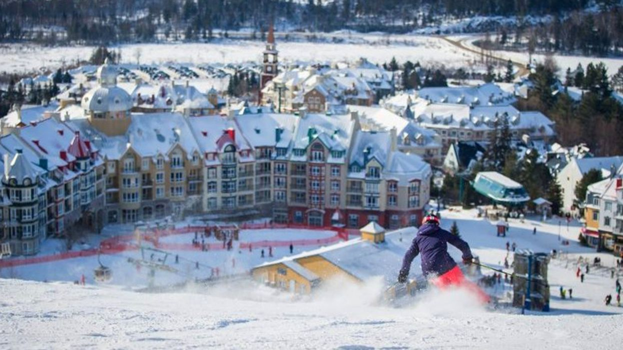 Mont-Tremblant Is Having An Insane Sale On Ski And Snowboard Tickets