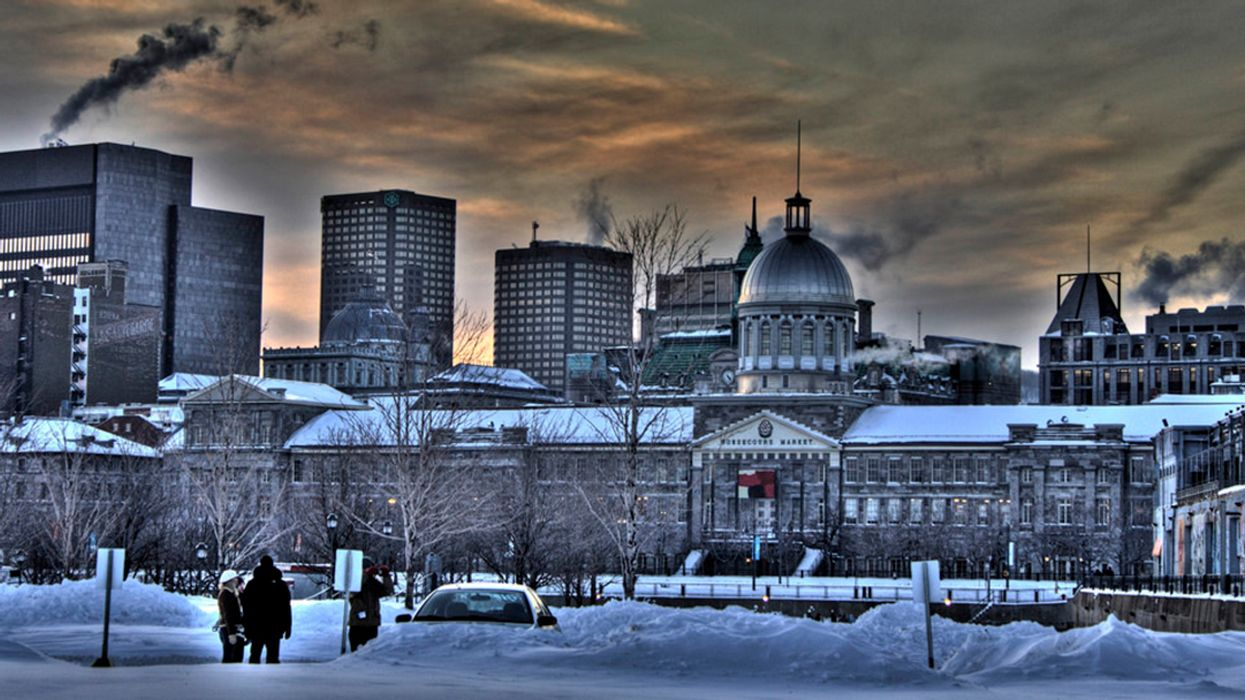 Warning: Montreal To Be Hit By Extreme Cold Weather