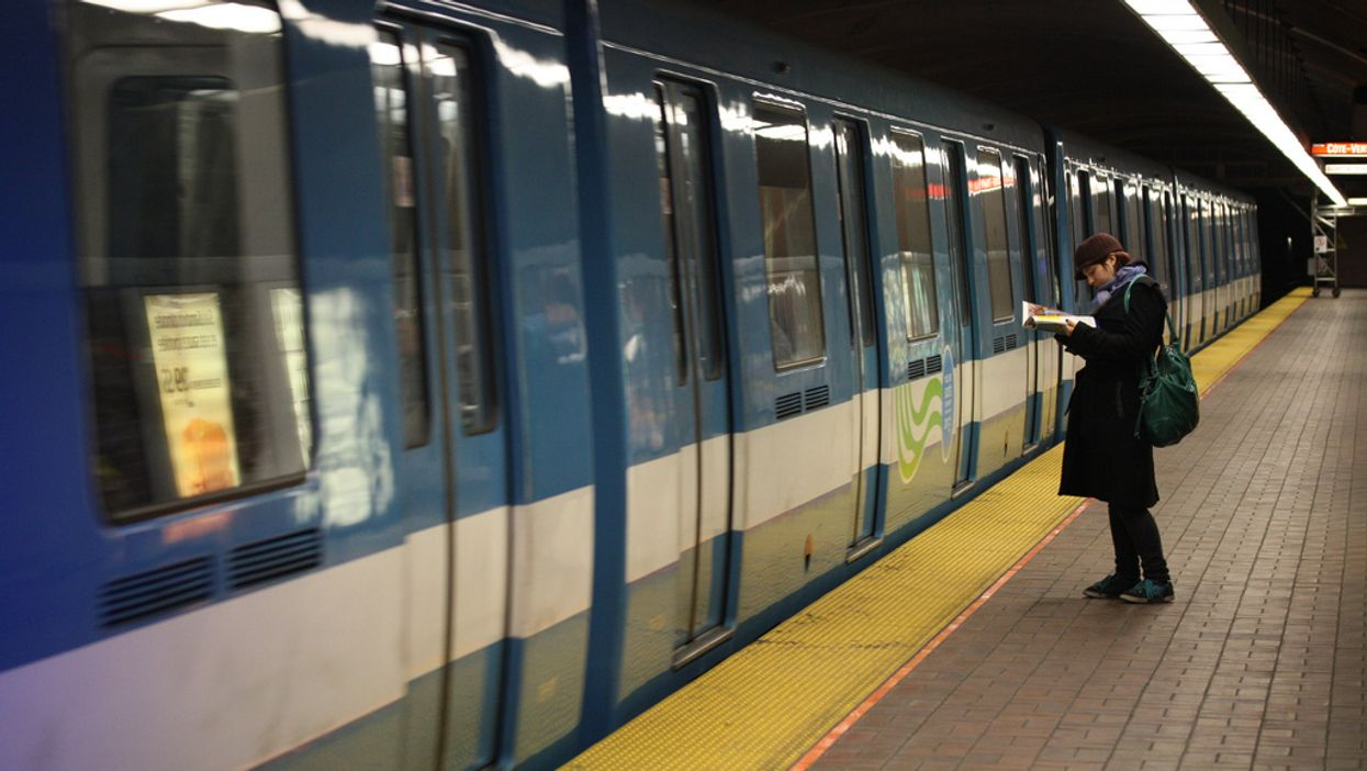 These Montreal Metro Stations Now Have Wi-Fi