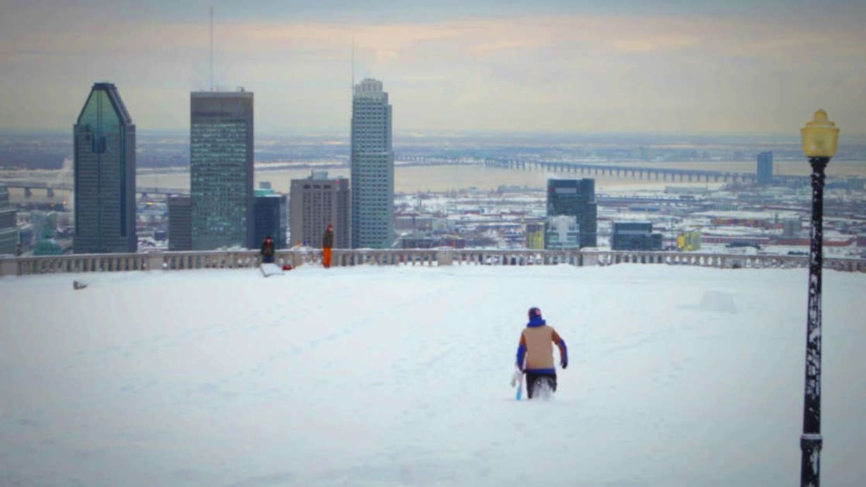 It's Official: Montreal Is Getting Its Very Own Ski Hill