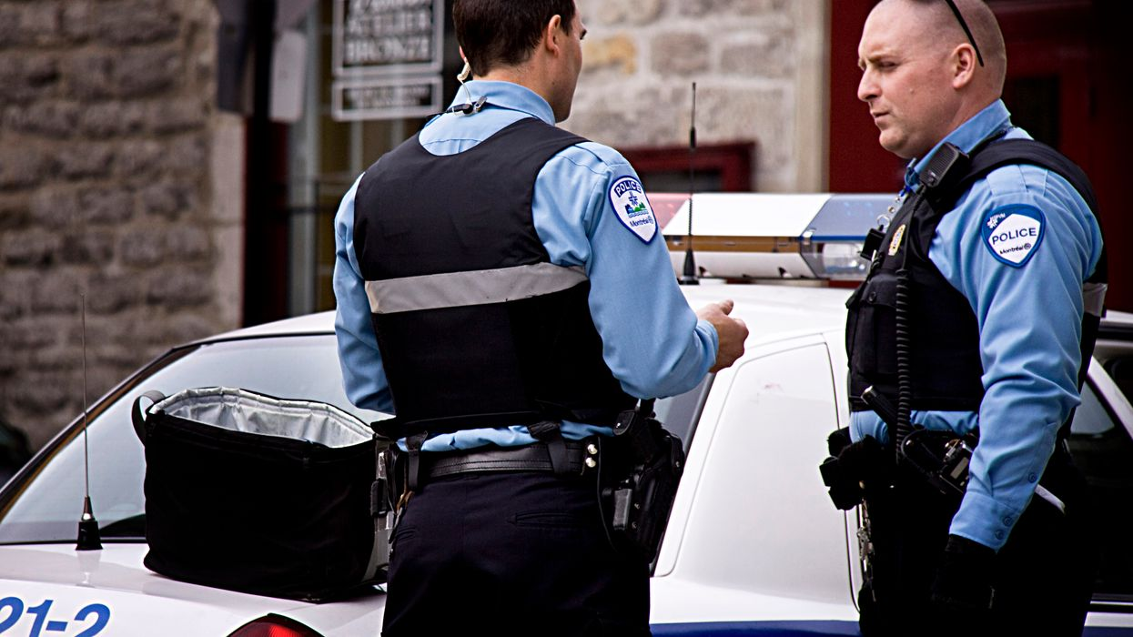 Police In Quebec Fine Man For Failing To Lock His Car
